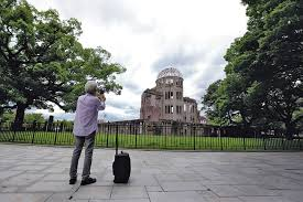 photo essay hiroshima after the bomb and today news  photo essay hiroshima after the bomb and today