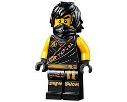LEGO Set fig-002776 Cole with Hair (Legacy) - Manter Torso (2020 Ninjago) |  Rebrickable - Build with LEGO