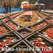 Kalka Shimla Toy Train Services Complete Details Irctc Help