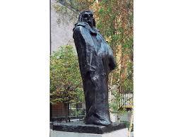 google modern office sculpture. Auguste Rodin, Monument To Balzac (1898) Google Modern Office Sculpture E