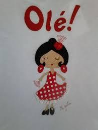 Resultado de imagen de dibujos de flamencas para niños