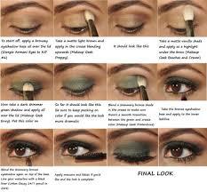 step by step eye makeup smokey eye makeup tutorial dsc makeup step by step with 图片
