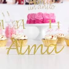 Custom Table Name Birthday Wedding Table Name Birthday