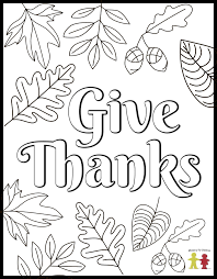 Color books and video too! Thanksgiving Coloring Pages Free Printable For Kids