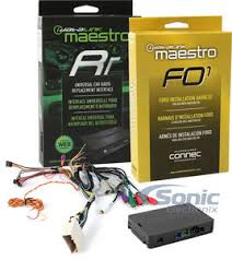 factory radio integration adapter radio replacement and steering idatalink maestro ads mrr hrn rr fo1