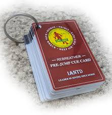 ccr response cards stack of 25 double sided plastic cards with key ring holder perfect for underwater munication of tasks ociated with training on