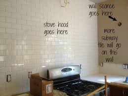 Small Picture Kitchen Progress Subway Tile and Counters The Inspired Room