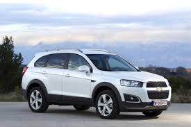 2014 Chevrolet Captiva Specs and Photos | StrongAuto