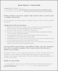 30 Unique Examples Of Marketing Resume Profiles Jonahfeingold Com