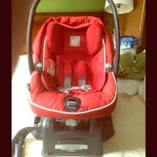 peg perego car seat primo viaggio sip 30 infant red seats th and great condition from other