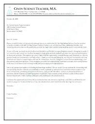 Volunteer Cover Letter Samples Email Cover Letter Sample Teacher Assistant Letters Education