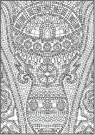 Here are 21 fun free printable number this coloring sheet has one elephant and number one written at the top. Advanced Color By Number Carinewbi