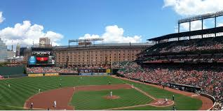 Baltimore Orioles Oriole Park Seating Chart Interactive