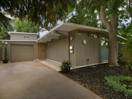 Stunning MidCentury House Renovation By Mitchell Weisberg - Exterior house renovation