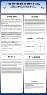Free Powerpoint Poster Template Free Powerpoint Scientific Research Poster Templates For