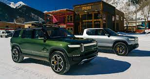 Rivian Pricing, Availability, Details ...