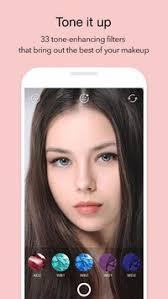looks real makeup camera apk screenshot