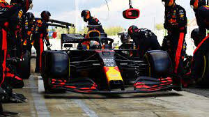 In formula one motor racing, constructors are people or corporate entities which design key parts of formula one cars. Red Bull F1 Racing Team Verstappen Perez