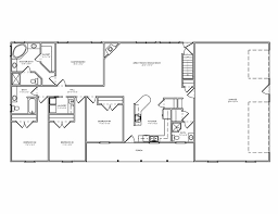 One Story House Plans Ranch House Plans 3 Bedroom House PlansHouse Plans Ranch