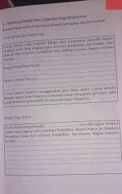 Ajukan pertanyaan tentang tugas sekolahmu. Jawaban Buku Paket Kelas 7 Bahasa Indonesia Hal 67 Brainly Co Id