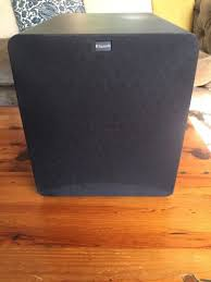 klipsch powered speakers. $150.00 klipsch powered speakers