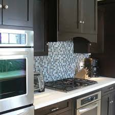 35 grey glass mosaic tile backsplash glass grey marble stone mosaic tiles backsplash kitchen loona com