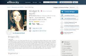 Biography Example Gorgeous Babysitter Biography Example Musiccityspiritsandcocktail