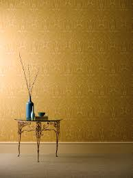Behang Albemarle Street Gold Van Little Greene Wwwlittlegreenenl