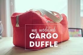 my modified Noodlehead Cargo Duffle & my-modified-cargo-duffle ... Adamdwight.com