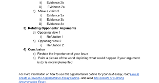 photos creating argument outlines  argumentative essay outline google docs