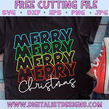 Making a cricut mat sticky again. Free Christmas Svg Cut Files Digitalistdesigns