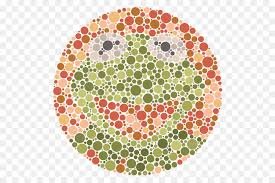 The effect colour blindness has on a person's job. Green Circle