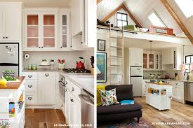 Small Picture Small Kitchen Design Tips Tumbleweed Houses