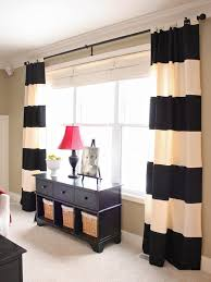 White And Black Curtains For Living Room Home Decorating Ideas Home Decorating Ideas Thearmchairs