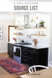 full kitchen source list