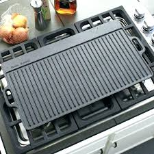gas stove top with griddle. Gas Stove Tops With Griddle Vivacious Top