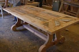 awesome reclaimed wood furniture plans images liltigertoo barnwood pertaining to table designs 2