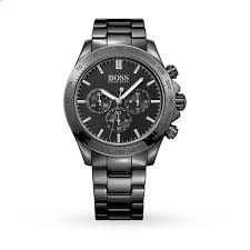 hugo boss watch 1513197 mens watches watches goldsmiths hugo boss watch 1513197