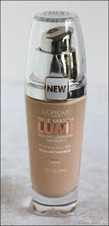 l oreal true match lumi foundation
