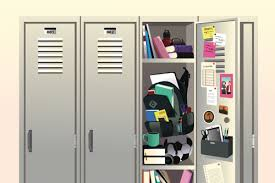 tips to keep your child s school locker organized
