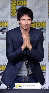 Ian Somerhalder - News - IMDb
