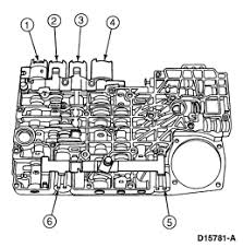Transmission Torque Converter Clutch Solenoid   Street Smart together with Where is the shift solenoid located on a 2004 mercury sable 24 moreover 2001 3 0 Taurus Transmission AX4N taking it apart    YouTube moreover  likewise Pcv Valve 2001 Mercury Sable Engine Diagram 2002 Mercury Sable additionally How To Service Transmission Fluid Filter Ford Taurus V6 00 07 moreover  further Wont start likewise  moreover Replace a Camshaft Position Sensor 1997 Ford Taurus besides . on 2001 mercury sable transmission solenoid diagram show