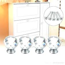 glass dresser knobs glass knobs for dressers clear crystal glass door knobs drawer cabinet cupboard glass