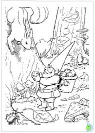 Small Picture Coloring page LineArt Gnomes Pinterest Gnomes Coloring and