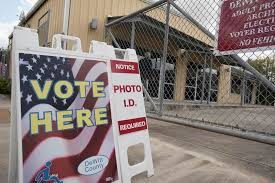 Trump Kut Discrimination Administration Fixes Voter New Id Law Texas