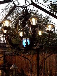 ceacceffceefbc amazing solar chandelier