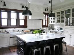 farmhouse kitchen with industrial pendant lights farmhouse industrial decor antique industrial pendant lights white