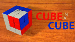 Rubik's Cube Patterns 3x3 Interesting How To Make Cube In A Cube Pattern With 48x48 Rubik's Cube YouTube