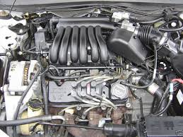 engines taurus sable encyclopedia 2002 Ford Taurus Spark Plug Wire Diagram picture of engine 2002 ford taurus 3.0 spark plug wire diagram