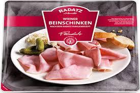 Sie vereint die seriosität des wurstmachens mit dem spaß des ausufernden genießens.… Radatz Feine Wiener Fleischwaren Austrian Sausage Specialities